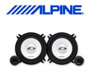 Alpine Auto Lautsprecher System 13cm 40W SXE-1350S