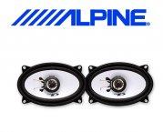 Alpine Auto Lautsprecher Koax 10x15cm 20W SXE-4625S