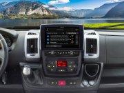 Alpine Premium Autoradio Navigation X902D-DU für Fiat Ducato 3, Citroën Jumper 2 und Peugeot Boxer