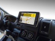 Alpine Premium Autoradio Navigation X903D-DU2 für Fiat Ducato 3, Citroën Jumper 2 und Peugeot Boxer