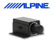 Alpine Bass-Remote-Kabel-Fernbedienung RUX-KNOB