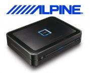 Alpine Auto Verstärker Endstufe PDX-V9 4x 100W 1x 500W