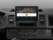 "Alpine Halo 9 Autoradio iLX-F903D Apple Carplay Android 1-DIN 9"" Monitor mit DAB+ für VW T5 T6"