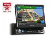 Alpine Autoradio IVA-D511RB mit DVD/CD/USB/iPhone/iPod