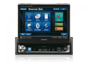 Alpine Autoradio IVA-D511R mit DVD/CD/USB/iPhone/iPod