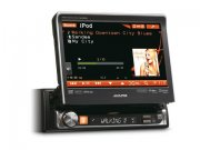Alpine Autoradio IVA-D511RB mit DVD/CD/USB/iPhone/iPod
