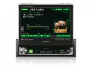 Alpine Navigation NAVI300-511R mit DVD/CD/USB/iPhone/iPod