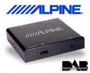 Alpine DAB DAB+ Nachrüstung TUE-DAB1U
