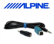 Alpine Full Speed AUX Anschlusskabel KCE-237B