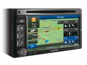 Alpine Navigationsgerät / Autoradio INE-W920R mit USB/iPhone/iPod
