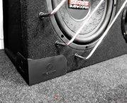Anti Rutsch Ecken universell für Bassboxen uvm.