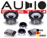 Audio System 2-Wege-System HX100DUST