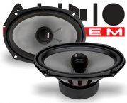 Audio System 2-Wege Auto Lautsprecher Koax CO 609 EVO
