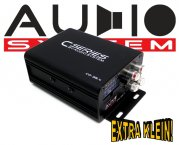 Audio System Car Audio Mini Endstufe CO 35.4
