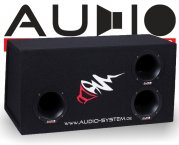 Audio System Subwooferbox R 12 BP-2