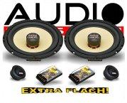 Audio System 2-Wege Auto Lautsprecher-System R 165 FLAT