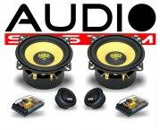 Audio System 2-Wege Auto Lautsprecher-System X 100