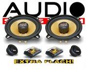Audio System 2-Wege Auto Lautsprecher-System X 130 FLAT