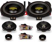 Audio System X200BMW MKII 3-Wege Spezial Front-System BMW