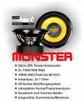 Audio System Subwoofer H 12 SPL