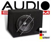 Audio System Subwooferbox HX 8 SQ BR