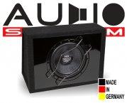 Audio System Subwooferbox HX 8 SQ G