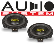 Audio System Subwoofer AX 08 BMW MK2
