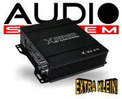 Audio System Car Audio Endstufe X 120.2D
