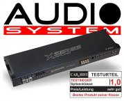 Audio System Car Audio Endstufe X 300.2