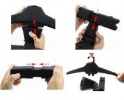 Auto Kleiderbügel für Kopfstütze Jackenhalter Handtaschenhalter stark belastbar ACE-412