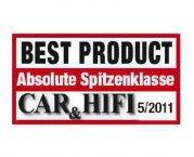 Brax High End Car Hifi Endstufe NOX 4 DSP schwarz