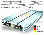Brax High End Car Hifi Endstufe X-Serie X2400.2 chrom