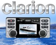 Clarion Bootradio CMV1 Marine (wasserfest)
