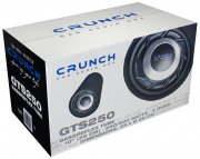 Crunch GTS Subwoofer GTS-250