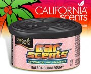 California Scents CarScents air fresh Lufterfrischer - Balboa Bubblegum