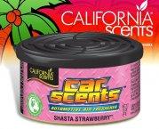 California Scents CarScents air fresh Lufterfrischer - Strawberry Shasta