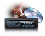 Clarion Autoradio CZ104E CD USB AUX