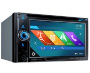 Clarion NX405E Autoradio mit Navigation + Bluetooth FLAC