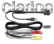 Clarion iPod-/iPhone-Anschlusskabel CCA750 CCA-750