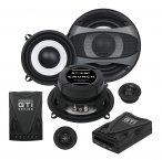 Crunch GTi 2-Wege Auto Lautsprecher System GTi-5.2C