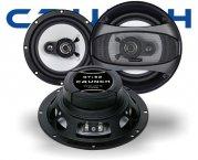 Crunch GTi 2-Wege Auto Lautsprecher Koax GTi-62