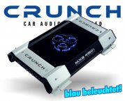 Crunch BlackMaxx Endstufe MXB-4150i
