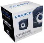 Crunch CRB Single Bassreflex CRB-350