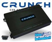 Crunch GTX Monoblock Endstufe GTX-3000D