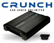 Crunch Definition Monoblock Endstufe DSX-1750