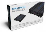 Crunch GPX Auto Verstärker Endstufe GPX-1000.4