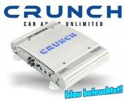 Crunch GTI Auto Verstärker Endstufe GTI-2100