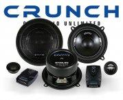 Crunch Gravity 2-Wege Auto Lautsprecher System GTX-5.2C