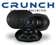 Crunch Definition 3-Wege Auto Lautsprecher DSX-693
