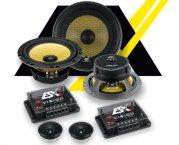 ESX Vision 2-Wege Auto Lautsprecher System VE6.2C MKII